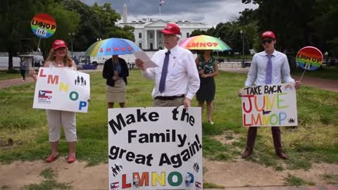 Launching June as LMNOP+ Month ~ Make the Family Great Again