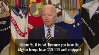 Interview with President Biden