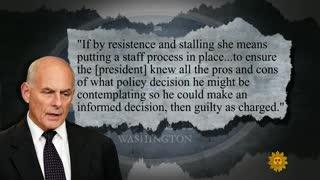 Nikki Haley on Trump impeachment and siding with the president