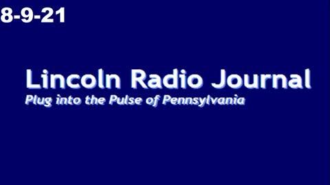 Lincoln Radio Journal 8-9-21