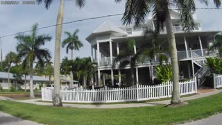 (00186) Part One (D) - Punta Gorda, Florida. Sightseeing America!