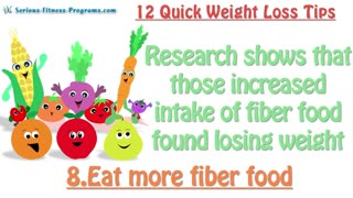 12 Quick Weight Loss Tips, Quick Ways To Lose Weight