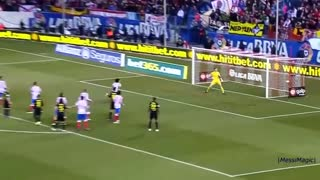 Lionel Messi ● Best Tight Angle Goals