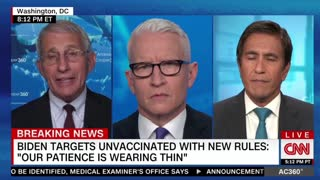 CNN to Fauci: Isn't Natural Immunity Best?