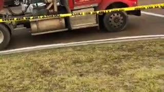 Police Stop Stolen Truck