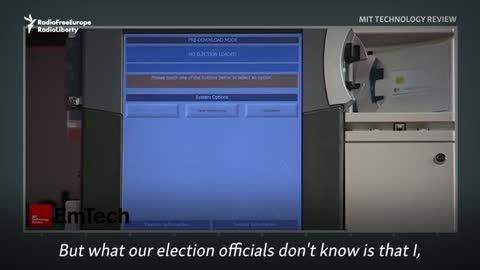 Why Hacking U.S. Elections is So Easy (Radio Free Europe)