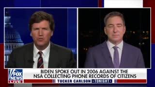 Glenn Greenwald Rips Media Response to Tucker Carlson Spying Allegations