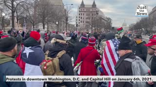 Protests in Washington D.C. - 01/06/2021