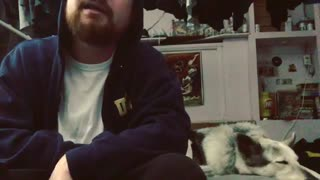 Dog Hates When His Owner Sings