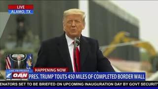 President Trump - Unlike Others Before Me, I Kept My Promises