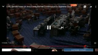 Amy Coney Barrett Confirmed!!
