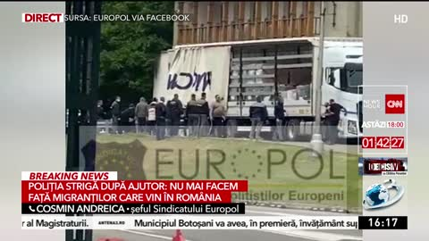 Poliţia strigă după ajutor: Nu mai facem faţă migranţilor care vin în România