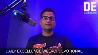 Matthew 11:28 Devo With Pastor Anthony