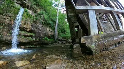 Falling Springs Mill - Missouri