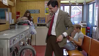 Mr Bean Army Funny Clips