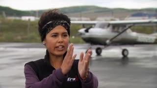 Flying Wild Alaska: Ariel's First Solo Flight