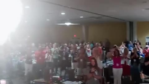 USA USA USA Live from Stage at the Patriots Arise Conference 2021...