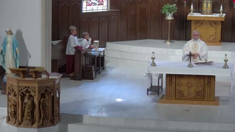 First Sunday In The Octave Of Corpus Christi - Mass