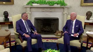 We are not going to be 'in a combat mission' in Iraq -Biden
