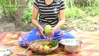 Yummy Spicy Squid Salad Recipe - Squid Salad Cooking