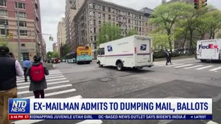 Ex-mailman Admits to Dumping Mail, Ballots