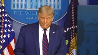 Trump announces emergency authorization for convalescent plasma in battle against coronavirus