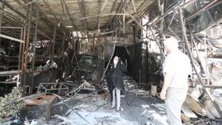 Al menos 19 muertos tras explosión en una clínica de Teherán