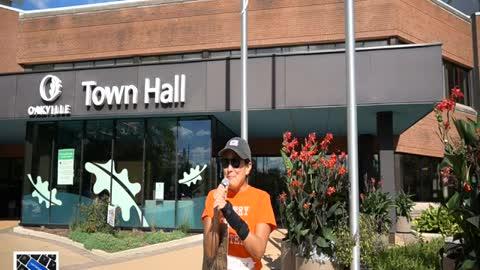 Oakville Town Hall 09/29/21