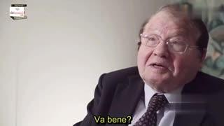 LUC MONTAGNIER: L'intervista censurata sulla VACCINAZIONE