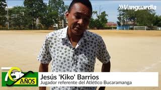 Jugadores insignias del Atlético Bucaramanga 70 años