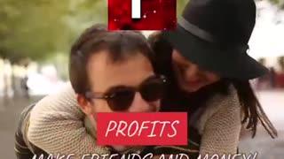 Profits Social Media