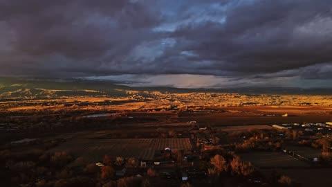 Western Colorado Sunset