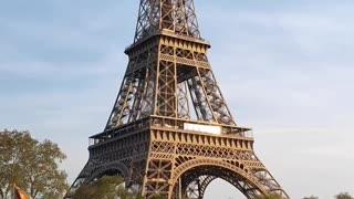 Paris River Cruise: Eiffel Tower View