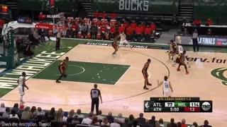 Milwaukee Bucks vs Atlanta Hawks Full GAME 2 Highlights | 2021 NBA Playoffs