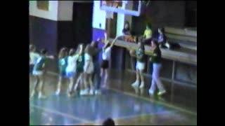 Beth's basketball - 1987