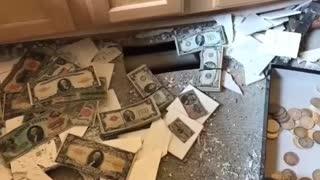 Money money found