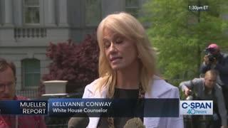 Kellyanne Conway mocks Hillary Clinton