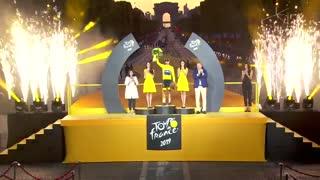 Es oficial: Egan Bernal hace historia al ganar el Tour de Francia