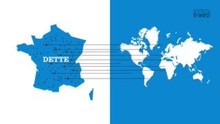 La dette Française secret d'état