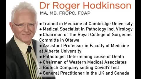 You Don't Hear Everything About Covid 19 - Dr. Roger Hodkinson