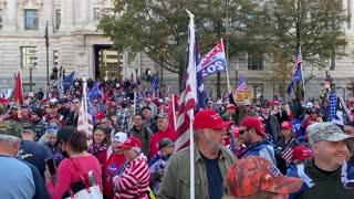 March for Trump | Million MAGA March | Washington DC | 2020-11-14 I IMG_1952