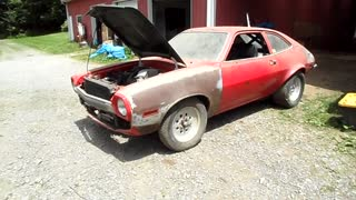 73 Turbo Pinto 2.3 Turbo