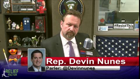 "Devin Nunes - Pelosi's ""Cult of the Mask"" | The Washington Pundit"