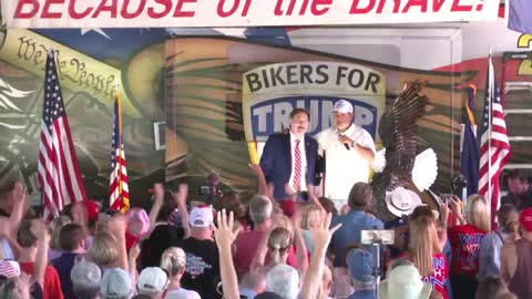 Bikers for Trump | Win With Lin | Mike Lindell Rally | South Carolina (Mike Lindell) May 9, 2021