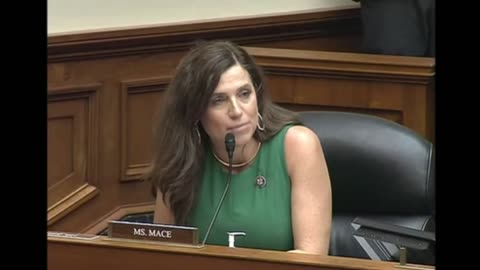 'Do You Need An ID To Rent An Apartment?': Nancy Mace Asks Witness Rapid-Fire Questions About ID