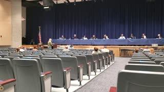 Pine Plains school board meeting 2