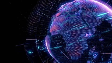 World-the globe