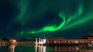 Aurora Northern Light