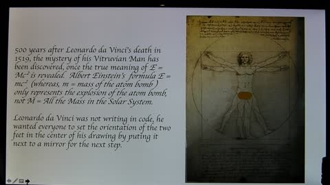 Leonardo da Vinci's Vitruvian Man Mystery, Solved.