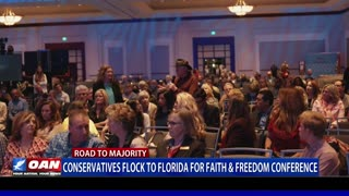 Conservatives flock to Fla. for Faith and Freedom conference